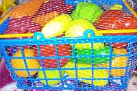 Фрукты и овощи в корзинке