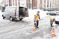 Прочистка канализации Бровары Чистка промывка труб в Броварах.