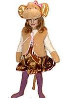 Карнавальный костюм Обезьянка девочка, фото 1