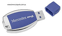 Флешка Mercedes-Benz USB-Stick, 8 GB, Blue