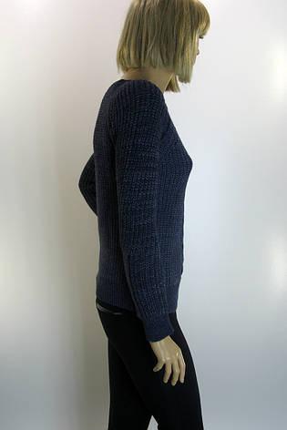 теплий вязаний жіночий  светр , фото 2