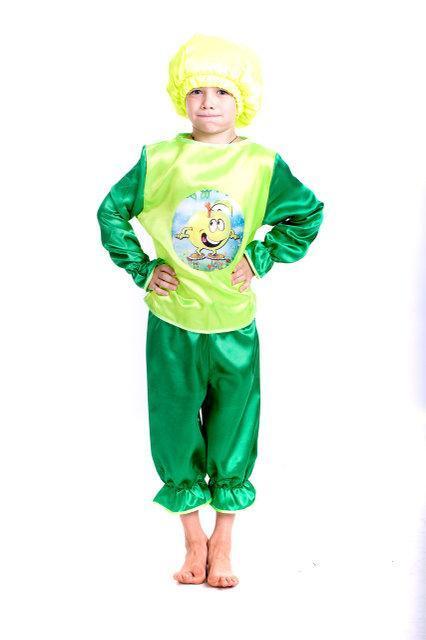 Детский Карнавальный костюм Яблоко, фото 1