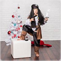 Карнавальный новогодний костюм Джек Воробей, фото 1