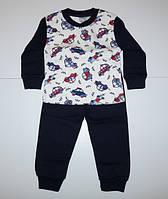 Детская пижама для мальчика от 1 до 4 лет.