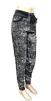 Спортивные женские штаны на байке 0810/45