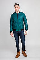 Куртка-бомбер мужская демисезонная №001