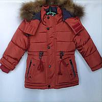 Куртка детская зимняя оптом 86-110, фото 1
