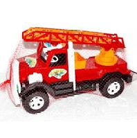 Машина пожарный кран