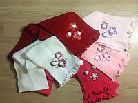 Милый детский шарф для девочки! РАЗНЫЕ ЦВЕТА!