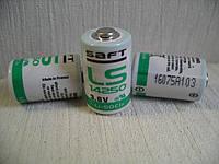 Литиевая батарейка Saft LS14250 (LiSOCl2)