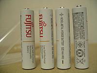 Аккумулятор Fujitsu AAA 800 mAh Ni-Mh 4 штуки.