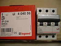 Legrand Автоматический выключатель TXC16А-3Полюса 6 кА