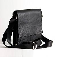 Кожаная мужская сумка от производителя модель МС-01