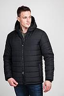 Зимняя мужская куртка большого размера №012