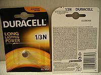Duracell  CR 1/3N , батарейка литиевая, 3V