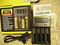 Nitecore NEW i4 зарядное устройство для аккумуляторов электронных сигарет