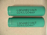 LG INR18650HB2 1500 mAh, высокотоковый аккумулятор