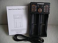 LiitoKala Lii - 202 универсальное зарядное устройство, фото 1