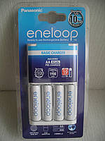 Зарядное устройство Panasonic BQ-CC51E Basic charger + 4 АА аккумулятора Panasonic Eneloop