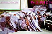Постельное белье, евро комплект, сатин, EAST (Рс.Е-ВМ 20)