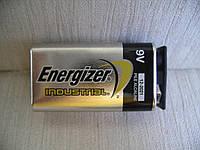 "Energizer Industrial ""крона"" типа 6LR61 , 9V Батарейка, фото 1"
