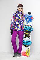 Куртка горнолыжная HXP 75316.Размеры:44,46,48, фото 1