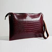 Кожаная сумка  клатч от производителя модель Кайман 7