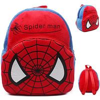 Детский плюшевый рюкзак Человек-паук