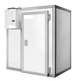 Холодильные, морозильные камеры для мяса, рыбы и др. продуктов питания