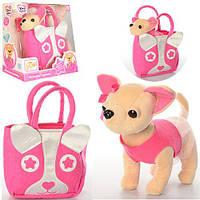 Собачка Кики в сумочке - качественный аналог ChiChi Love.арт. 3641