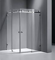 Раздвижные душевые двери угловые (раздвижная душевая)
