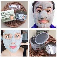 Очищающая кислородная (карбонатная) маска Bioaqua. 100 грамм, фото 1