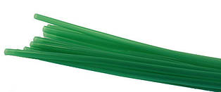 Термоусадка RSFR-105, 10/5,0мм, зелёная, 1метр