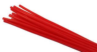 Термоусадка RSFR-105, 12/6,0мм, красная, 1метр