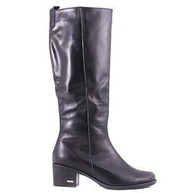 Сапоги кожаные 86001