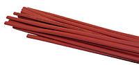 Термоусадка W-1-H, 5,0/2,5мм, красная, 1метр