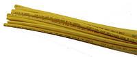 Термоусадка W-1-H, 5,0/2,5мм, жёлтая, 1метр
