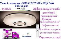 Светильник настенно-потолочный Brixoll SIYANIE smart с ПДУ 60W 4500lm ip20 Ø570