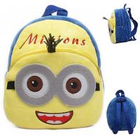 Мягкий рюкзак для дошкольников Миньон