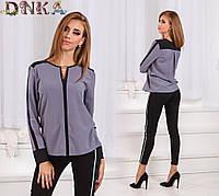 Блуза женская в расцветках  30013