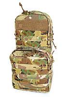 Тактичний одноденний рюкзак на 8л Multicam Hf