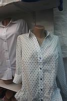 Рубашки женские штапель 42-48 3.5