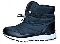 Женские ботинки Reebok GL Puff Boot Winter Runway Pack Black