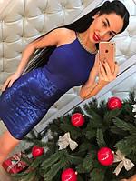 """Супер новинка! Обворожительное, женское мини-платье """"Американская пройма, утяжка премиум класса"""" РАЗНЫЕ ЦВЕТА"""