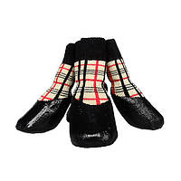 Водонепроницаемые носки для собак  Dobaz WP размер 1 (4шт) разных цветов