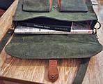 Портфель для документов VS121 mire 32х26х9 см, фото 4