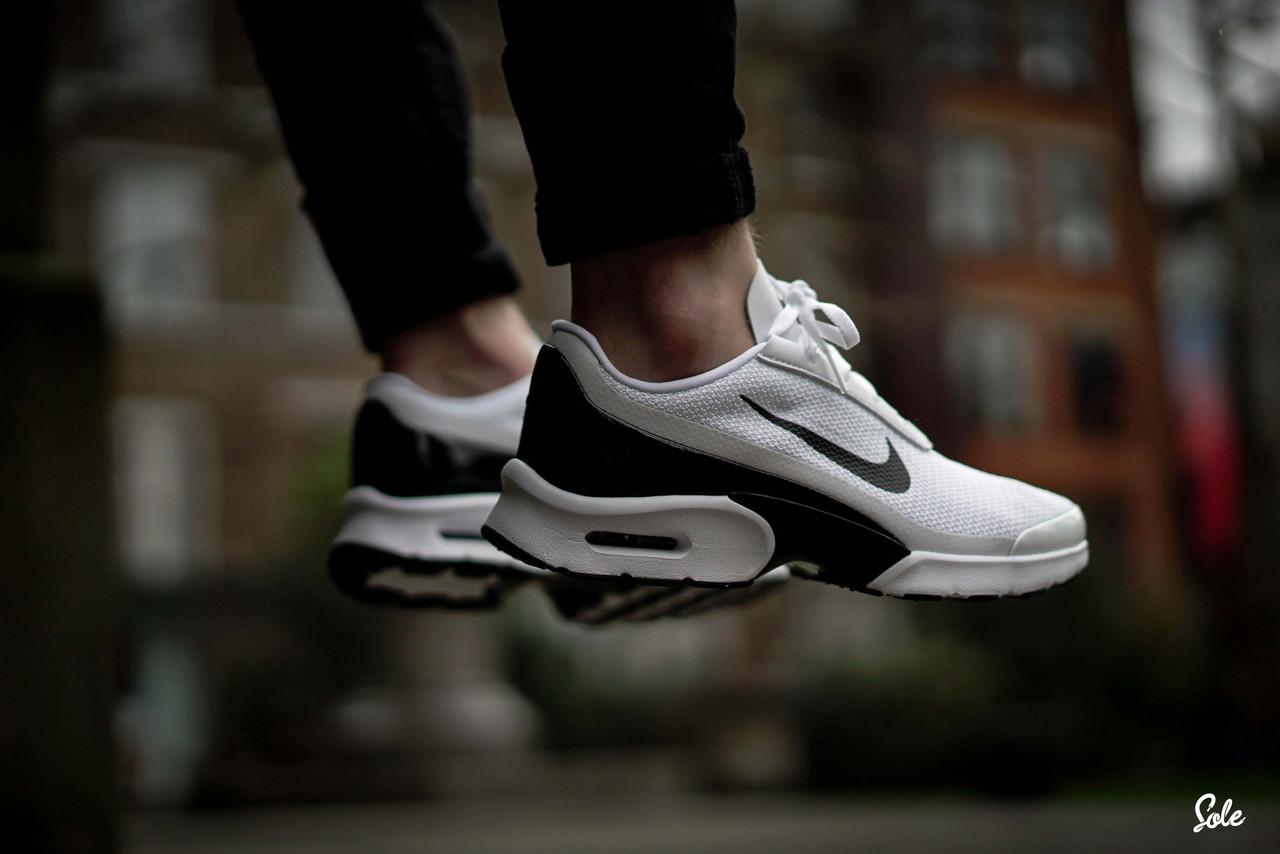 c71d6773 Женские кроссовки Nike Air Max Jewell Black White - Магазин Nike-Shop.  Брендовая спортивная