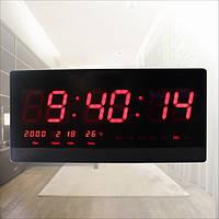 Настенные часы TL-3515 Red (меню на русском языке)