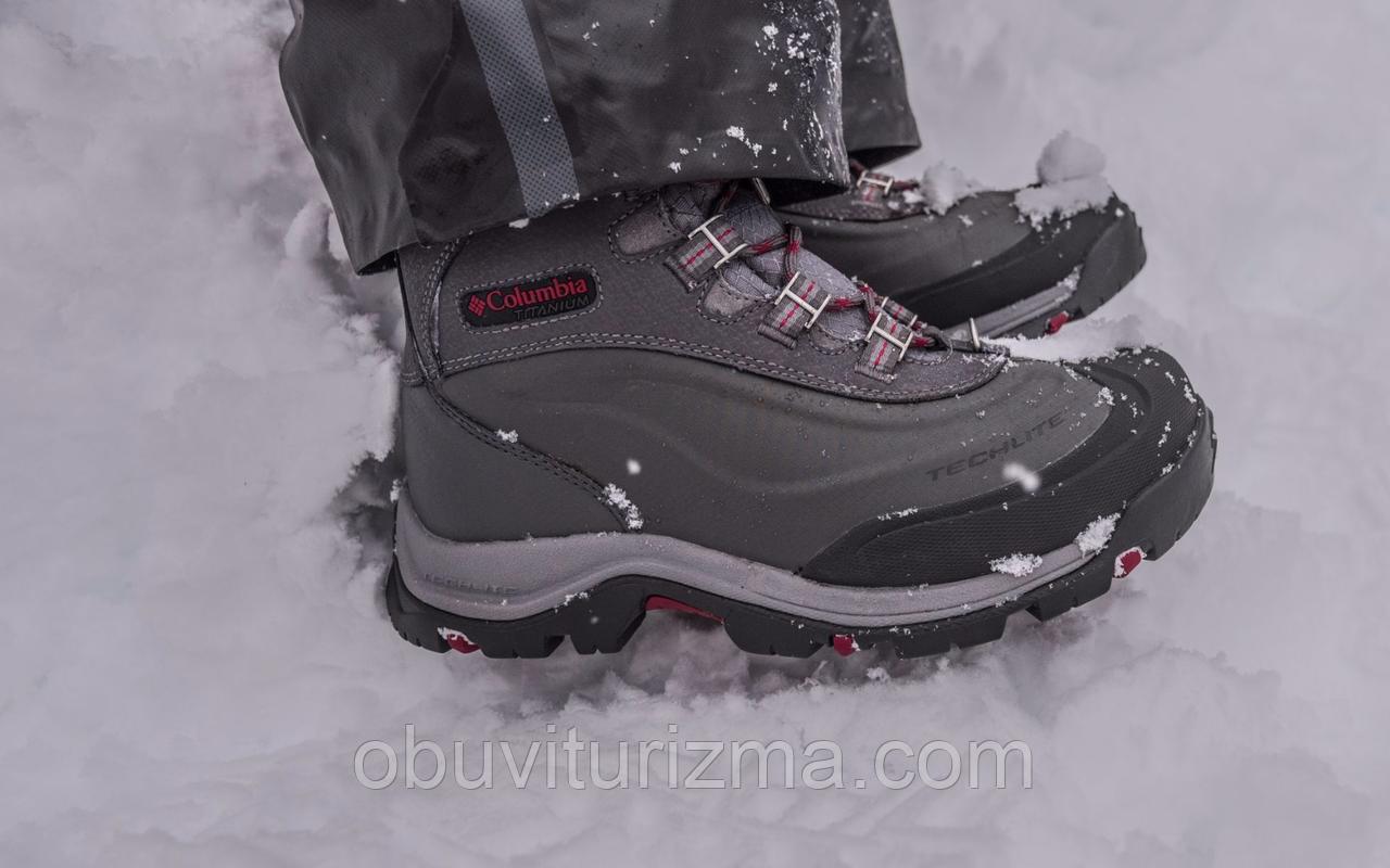 Ботинки Columbia Bugaboot™ PLUS 3 TITANIUM OMNI-HEAT® 600g (6.5 7.5 ... 6b6bdcbd11b9c