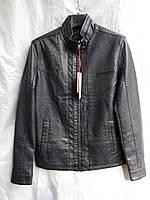 Куртка мужская из кожзама 46-58 1